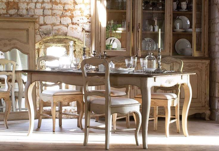 french country furniture | French Country Dining Table – Antique Reproduction Furniture from ...