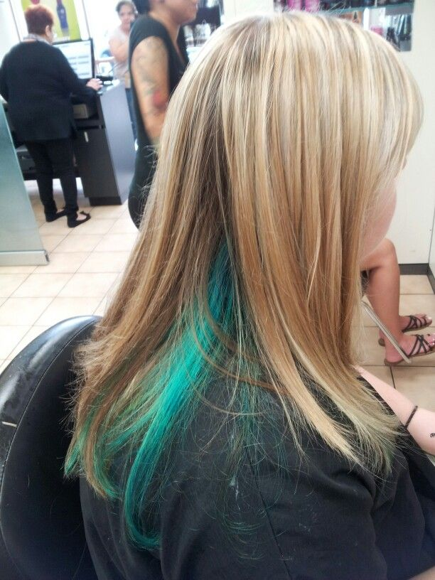 25 Best Ideas About Turquoise Highlights On Pinterest