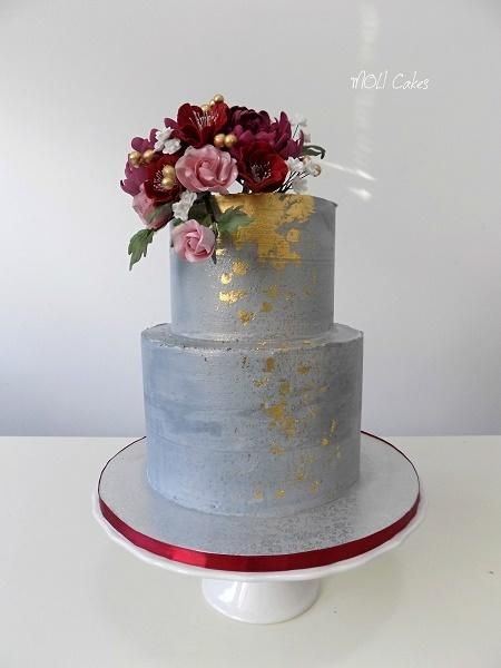 Flowers by MOLI Cakes
