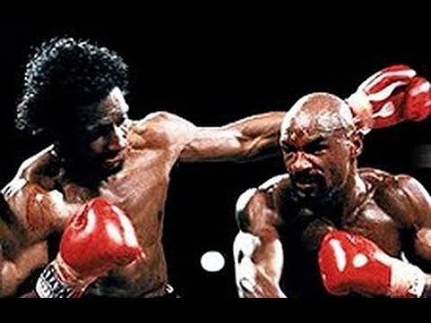 "Marvelous Marvin Hagler vs The Hitman Thomas Hearns ""The War"" Full Fight..."