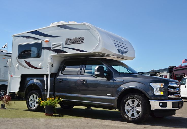 Lance Campers launches an all-out assault on the hard-side, half-ton, short bed truck camper market with the all-new 2016 Lance 650.