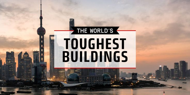 From withstanding typhoons and tectonic shifts to high winds and extreme gravity loads, these marvels of engineering are built to last more than the test of time.