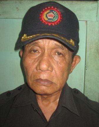 Foto : Ketua KSPSI Melawi Benny Panjaitan, SH.(joni)