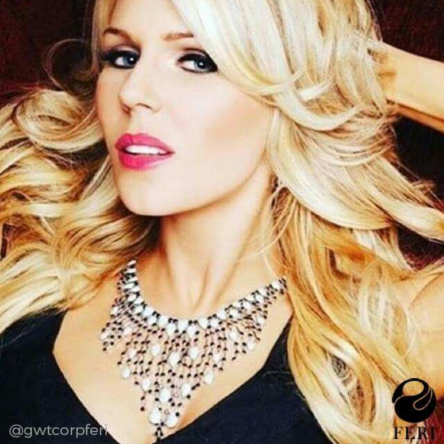 There's a princess in every lady. More necklaces at the FERI gallery - www.gwtcorp.com/chiomzy #fashion #lady #style