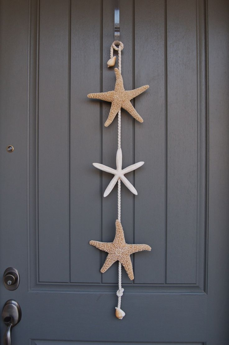 Like this color for rustic beach decor or for bringing the beach home with me.
