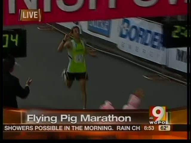 Flying pig marathon coupon code