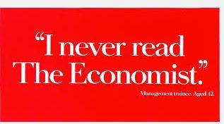Never read The Economist | NewsNewton