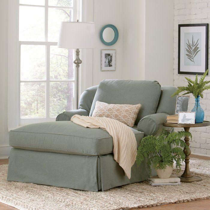 Adamsburg Chaise Lounge Home Dormitorios Sillones