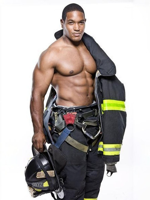 Thick Body, Firefighter | 044 Men in Firemen | Pinterest ...