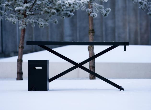 X-Table | Holmris Office. Working desk, skrivebord, arbejdsbord