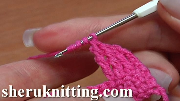 CROCHET BASICS  Tutorial 8 How to Double Treble Crochet. http://sheruknitting.com/videos-about-knitting/crochet-for-beginners/item/181-crochet-basics.html In this tutorial for beginners you will learn how to double treble or double triple crochet.