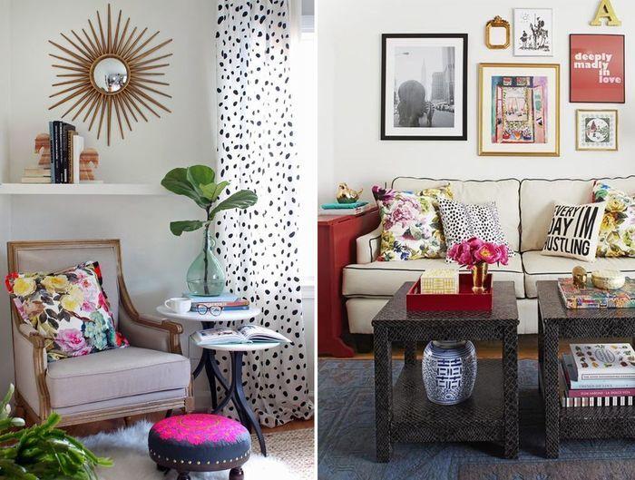 Яркие подушки в интерьере: 25 примеров – Вдохновение