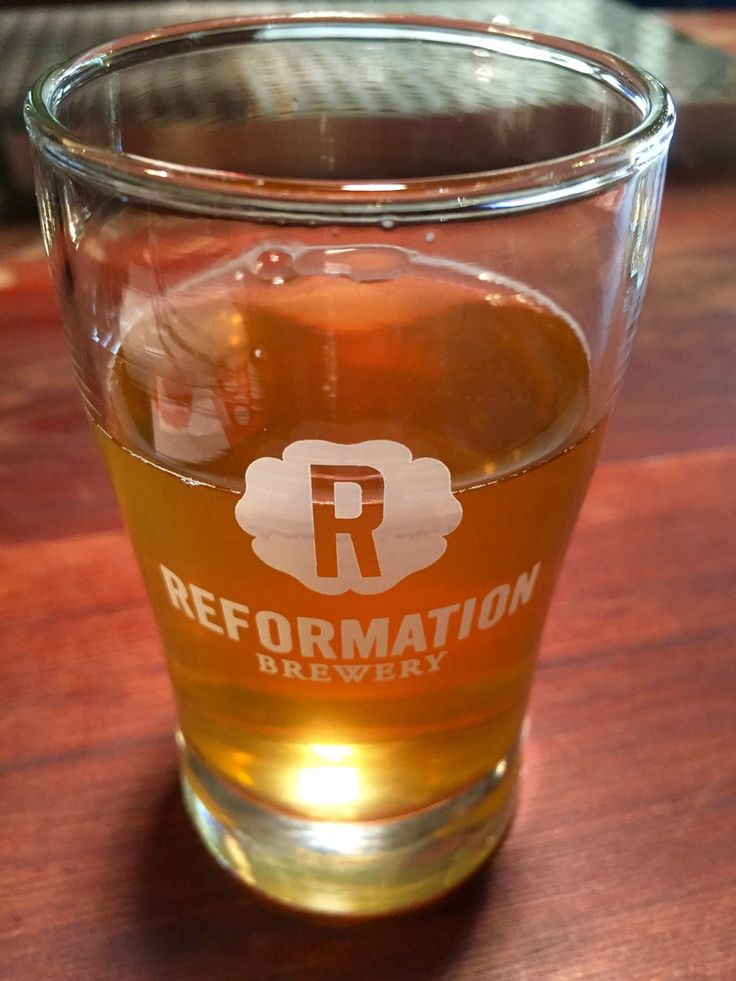Reformation Brewery, a Georgia State craft brewery in Woodstock