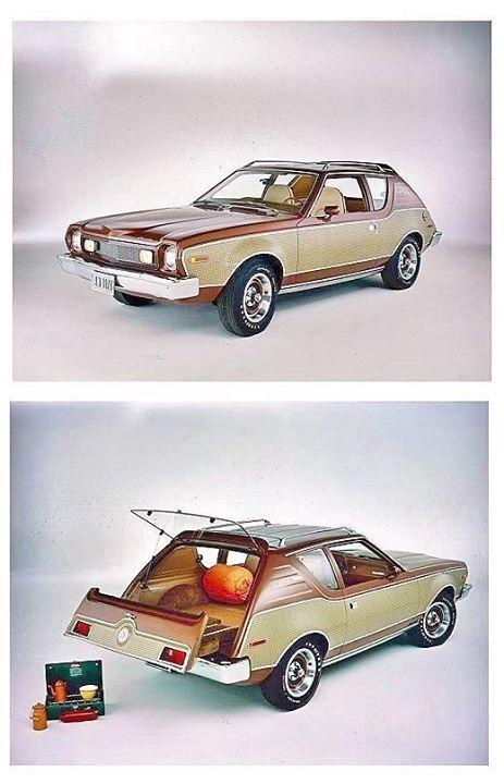 AMC Gremlin concept car
