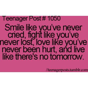 TEENAGER POST - Polyvore