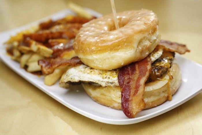 crave burger