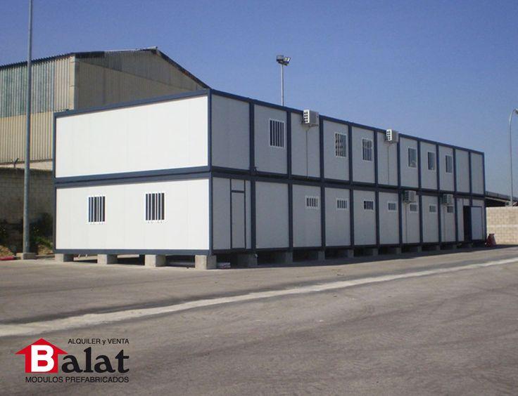 25 best ideas about casetas prefabricadas en pinterest construccion de casas prefabricadas - Balat modulos prefabricados ...