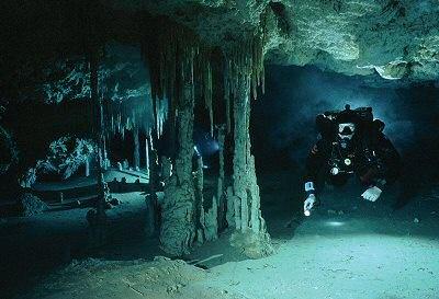 Ox Bel Ha Cave