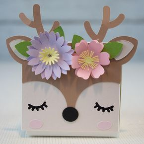 Woodland Animal Boxen, Woodland Baby Shower, Woodl…