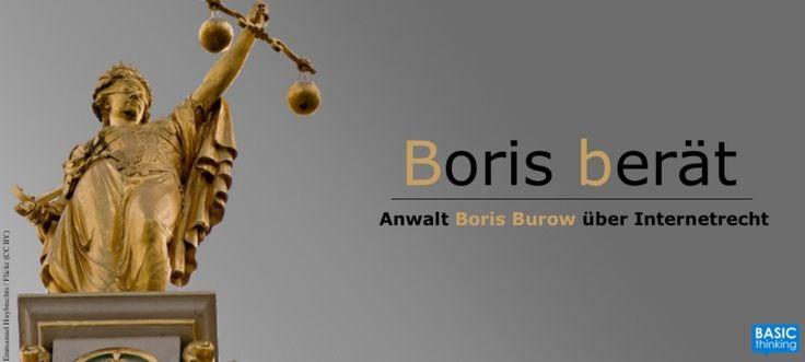 Boris berät: Roboter