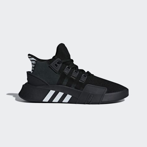 ADIDAS EQT BASK ADV CORE BLACK #adidas #EQT | Chaussure adidas ...