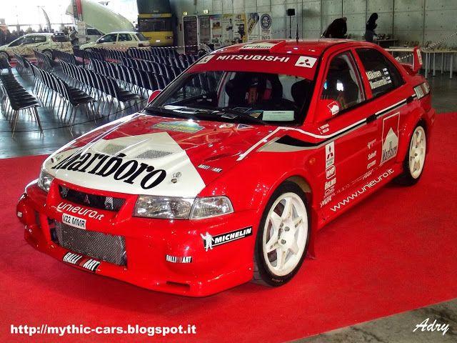 Auto mitiche: Mitsubishi Lancer EVO VI