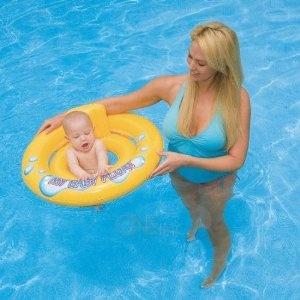$6.02 http://amzn.to/Jo0CDz Intex My Baby Float