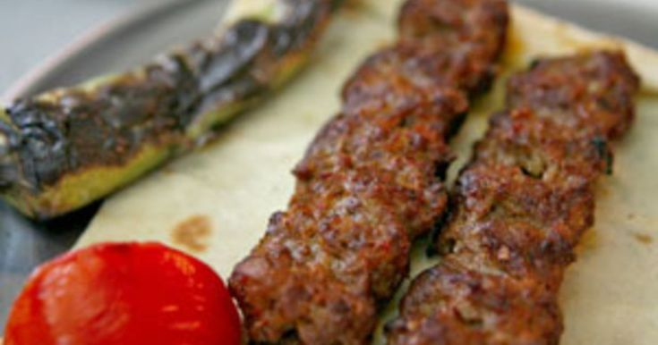 Ground lamb is blended with a flurry of spices for these fragrant kebabs. The meat can also be formed into patties for succulent lamb burgers.