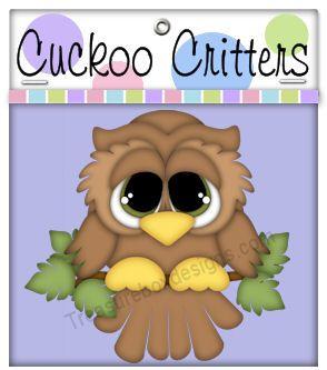 Cuckoo Critters (Owl)