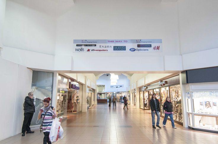 The Darwin Centre in Shrewsbury 2014