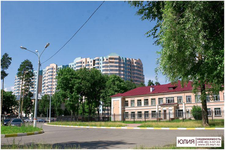 московская обл г раменское с картинками это