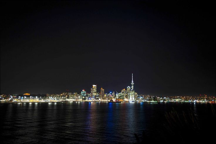 Auckland from Stanley Point. Neil Arnold
