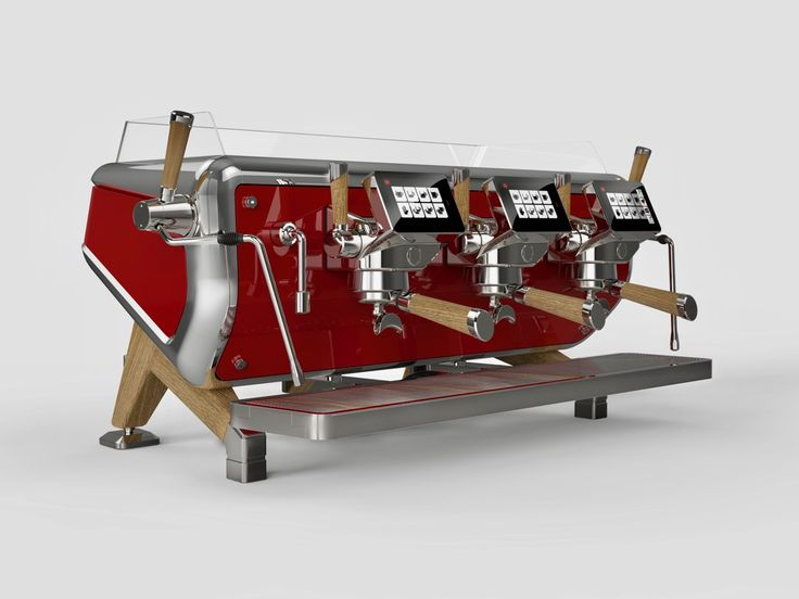Adriano Design | During the upcoming Host Milano fair Adriano Design presents Storm 4000, the new Espresso Machine designed for Astoria