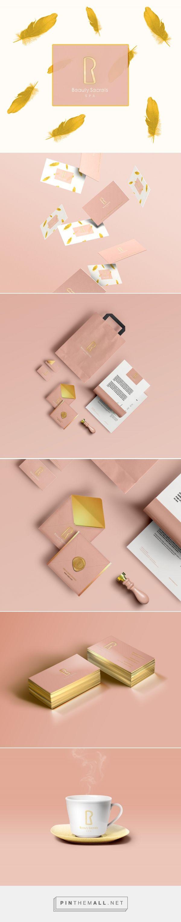 Beauty Secret Branding by Layan Ibrahim | Fivestar Branding Agency – Design and Branding Agency & Curated Inspiration Gallery