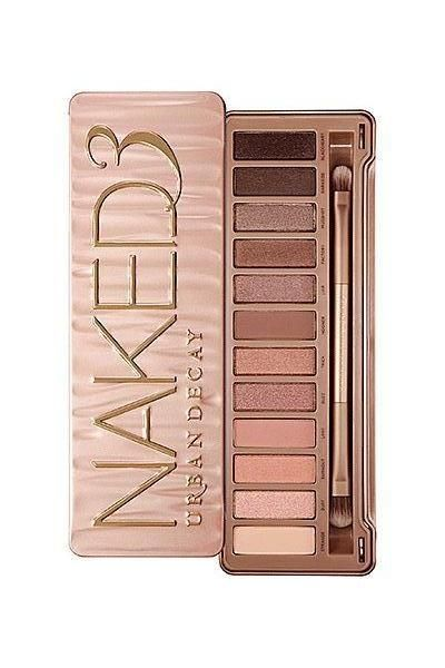 Love the Urban Decay Naked palettes.