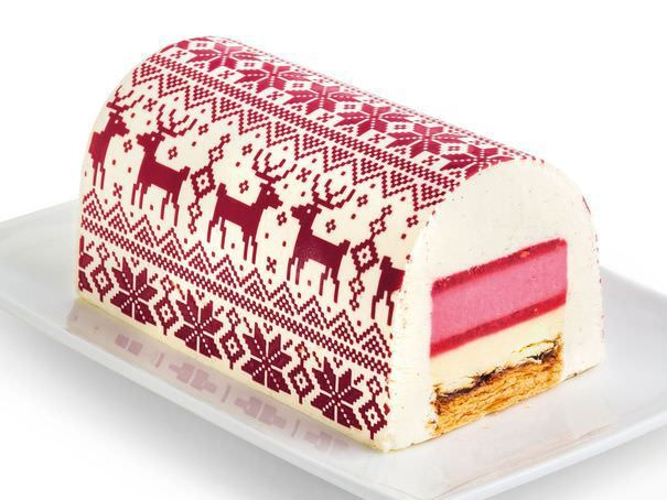 Bûche de Noël - лучшие французские рождественские десерты