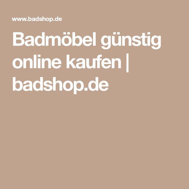 Badmöbel günstig online kaufen | badshop.de