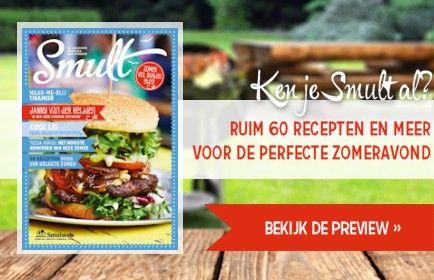 Surinaamse Schotel Met Zoete Aardappel (bataat) En Pindakip recept | Smulweb.nl