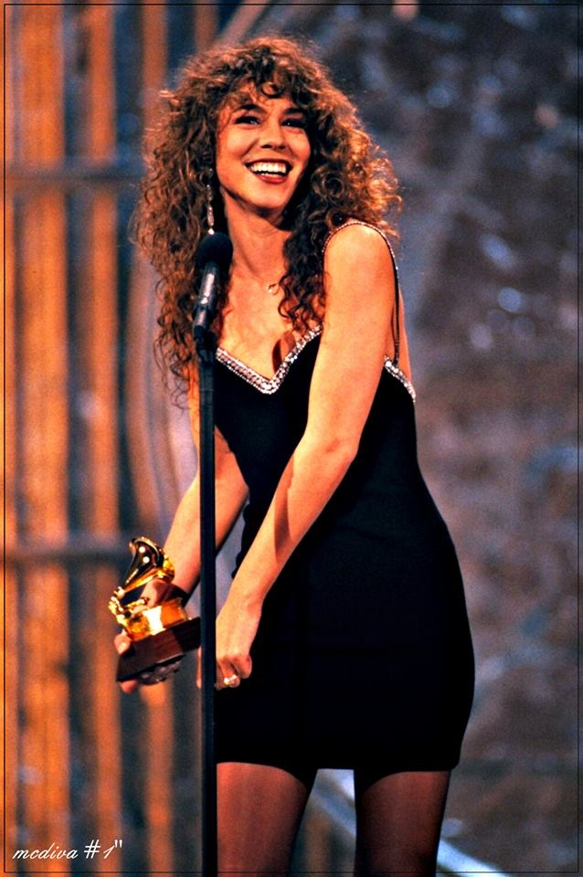 Mariah Carey: Grammy Awards - 199190S