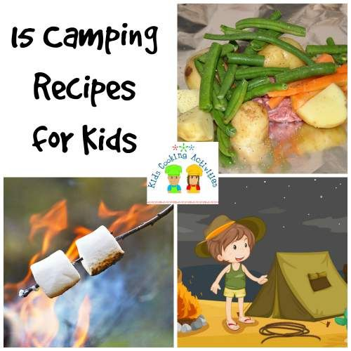 17 Easy Campfire Treats Your Kids Will Love: 17 Best Ideas About Campfire Popcorn On Pinterest
