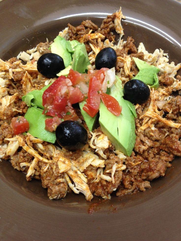 Mexican Chicken Crockpot - Cave Mamas