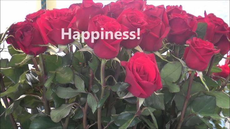 Happy Birthday Wishes, Greetings - Happy Birthday Flowers