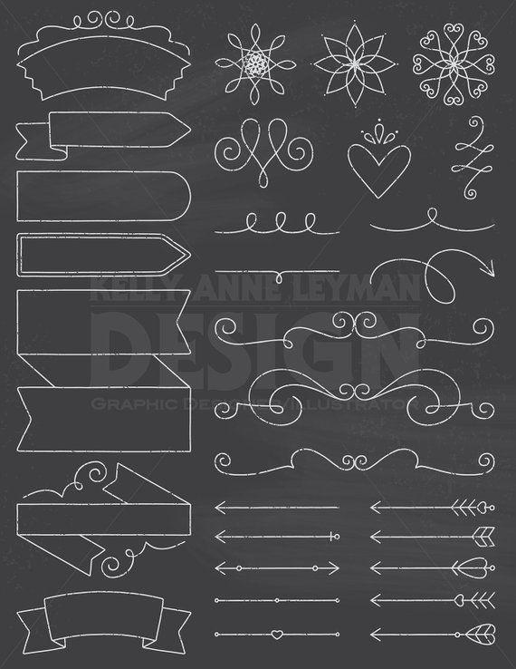 15+ Blackboard Clipart Black And White