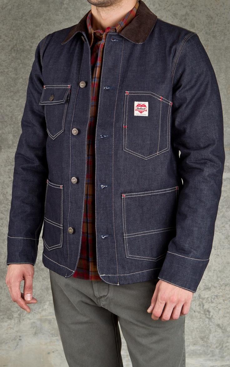Carhartt State Coat Blue - Solch eine Jeansjacke würde sogar ich anziehen.
