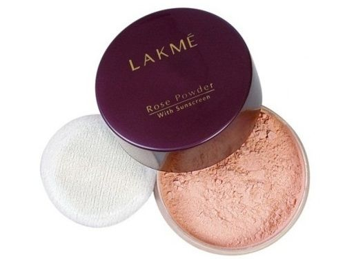 Lakme Rose Powder Compact