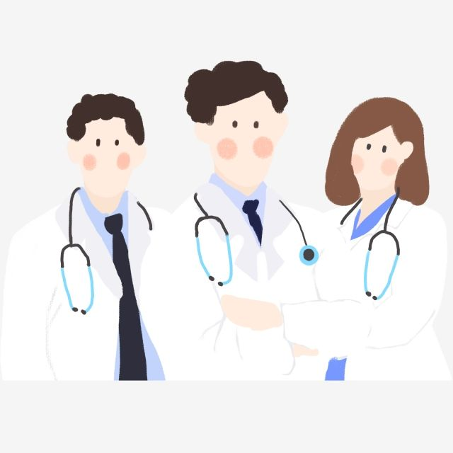 Cartoon Male And Female Doctor Elements Community Helpers Clipart Doctors Male Doctor Png Transparent Image And Clipart For Free Download Cartoon Man Cartoon Female Doctor