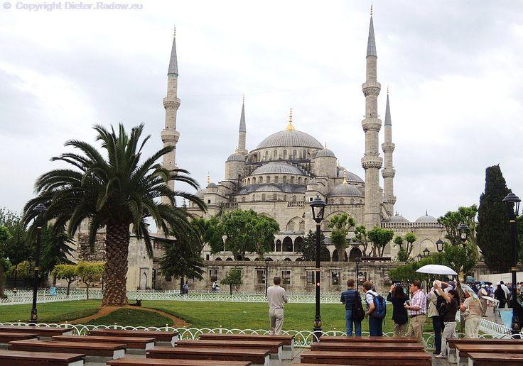 Istanbul Grüne Moschee