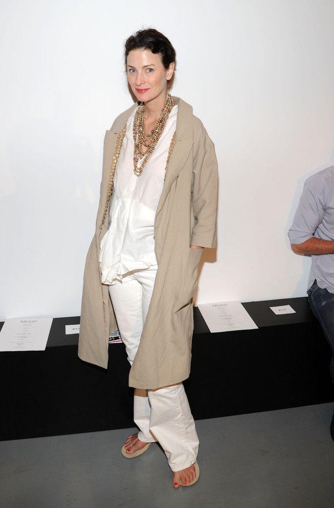 Marina Rust Connor - Brood por Serkan Sarier - Front Row - Spring 2013 Mercedes-Benz Fashion Week
