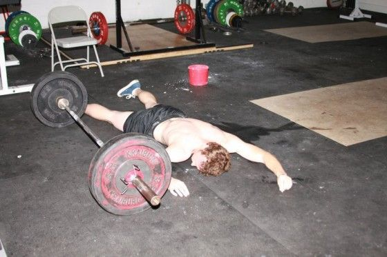 #StopCrossFit (10 terrible things about CrossFit and everything that goes with the cultural phenomenon).  Satire.  Funny stuff.