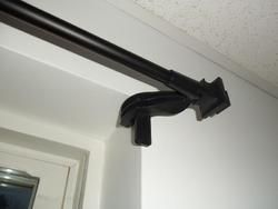 Kwik-HangCurtain Hardware...Home Of Nail-less, Screw-less Curtain Rods And Brackets